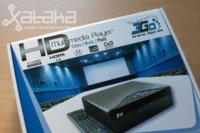 3Go HDDVBT35, centro multimedia a prueba