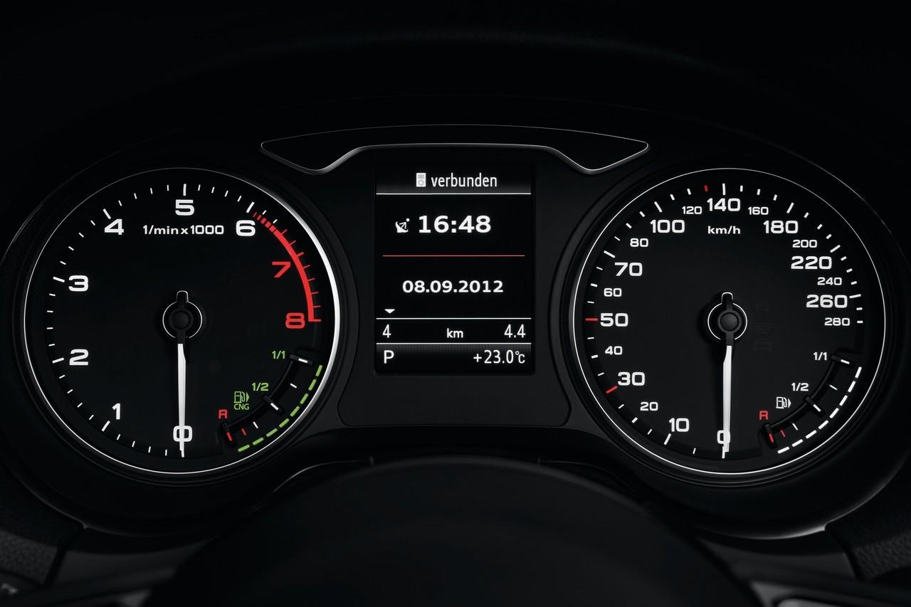 Foto de Audi A3 Sportback 2013 (45/52)