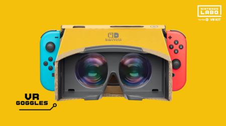 Nintendo Labo Vr Kit Gafas