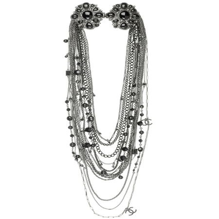 Chanel, un collar de princesa moderna