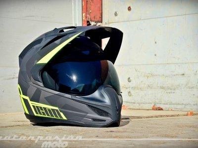Probamos el Icon Variant, un casco atrevido, diferente y con un precio razonable