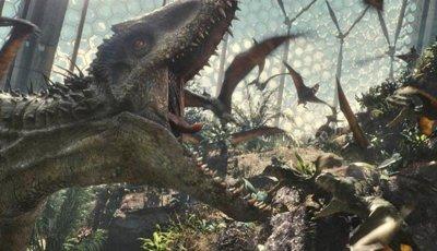 Taquilla USA | El parque de dinosaurios vuelve a abrirse con récords