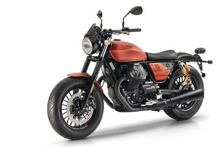 Moto Guzzi V9 Bobber Sport 2019 2