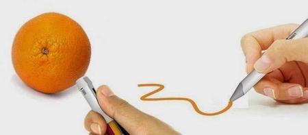 Desarrollan una pluma con detector para igualar cualquier color