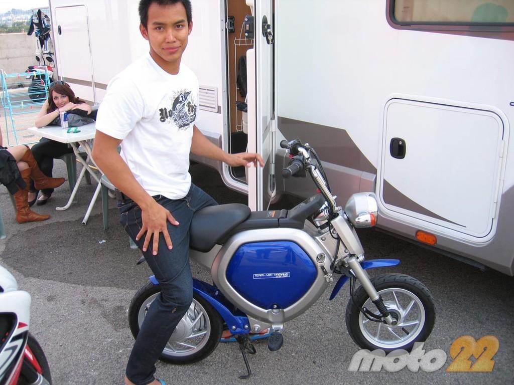 Foto de Matador Haga, WSBK Cheste 2009 (39/51)