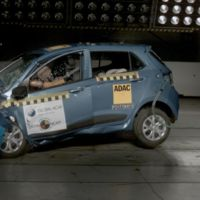 Al final no es tan seguro, el Hyundai Grand i10 reprueba los test de choque de Latin NCAP
