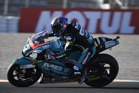Navarro Valencia Moto2 2019