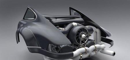 El cóctel definitivo: Singer, Williams y Mezger desarrollan un motor bóxer atmosférico de 500 CV