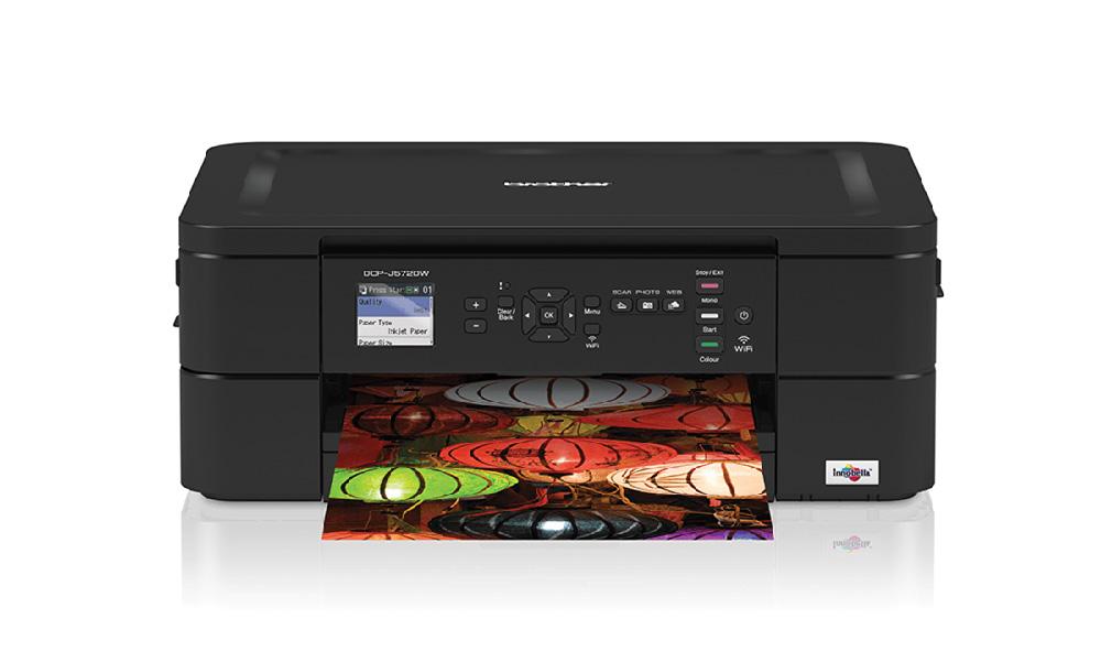 Impresora multifunción Brother DCP-J572DW