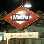 Vodafone redobla sus esfuerzos por ser el operador con mejor cobertura en el metro de Madrid