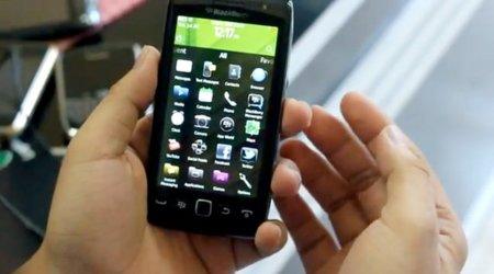 BlackBerry 9860 Touch muestra sus posibilidades en vídeo