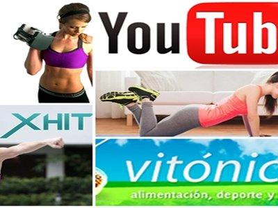 Entrenar en casa: once canales de Youtube que no te puedes perder