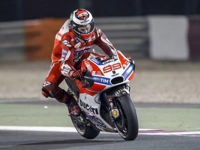 Jorge Lorenzo, Ducati y Catar, un trinomio que puede llevar al mallorquín al pódium
