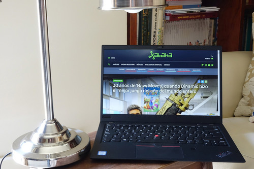 Lenovo ThinkPad X1 Carbon, análisis: un ThinkPad de «pura cepa» decidido a ponérselo muy difícil a sus competidores