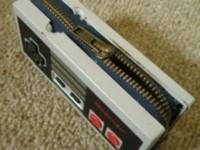 Monedero a partir de un mando de la NES