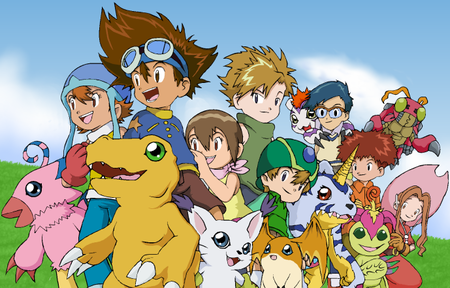 Digimon Adventur