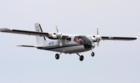"""La aviación estadounidense prohíbe el avión """"colaborativamente"""" compartido"""