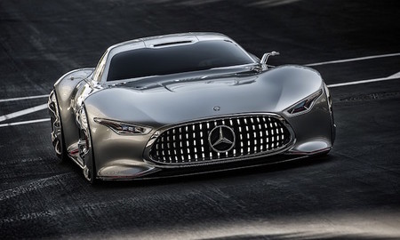 LG y Mercedes-Benz unen fuerzas para apoyar la idea del coche autónomo