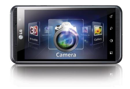 LG Optimus 3D, también a la saca de Vodafone. Tarifas y precios