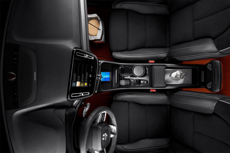 Foto de Volvo XC40, toma de contacto (10/114)
