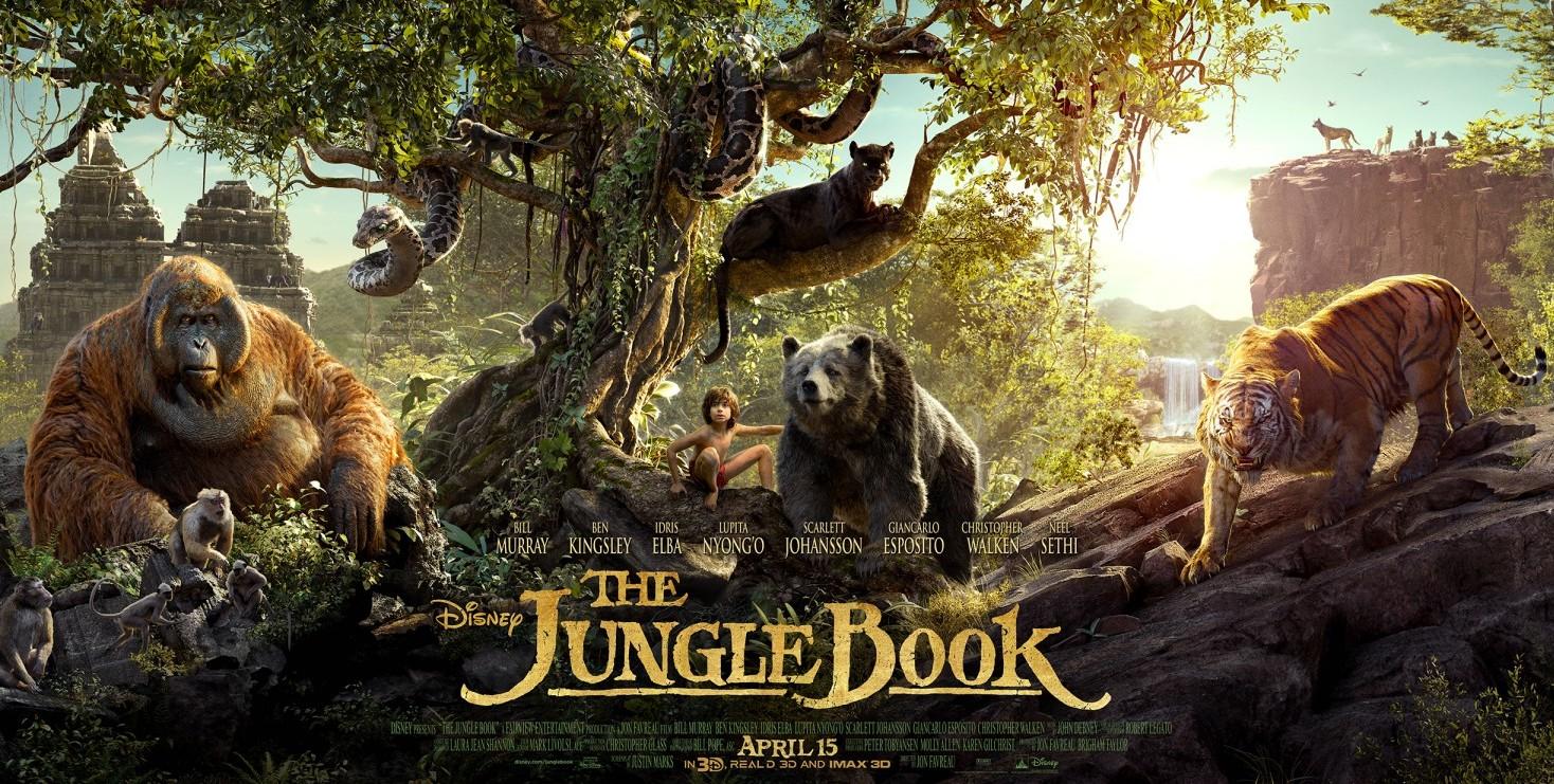 Resultado de imagen de el libro de la selva