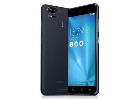 ZenFone 3 Zoom, el primer móvil de ASUS con doble cámara llega a México