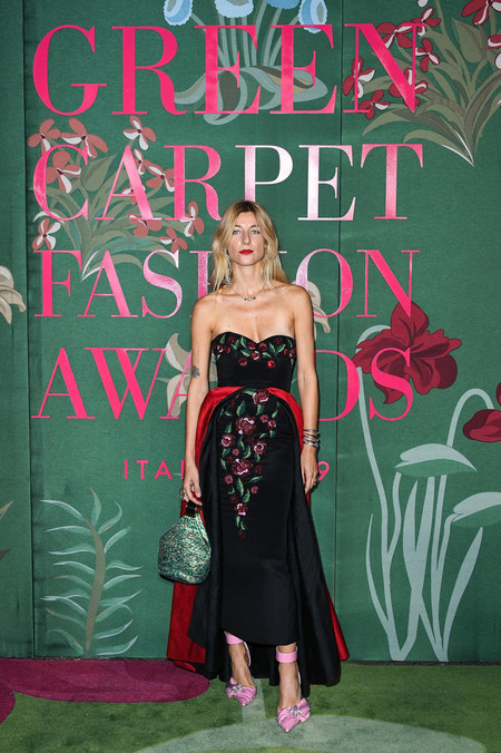 Ada Kokosar green carpet fashion awards 2019