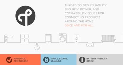 Thread, el nuevo estándar inalámbrico para el hogar conectado