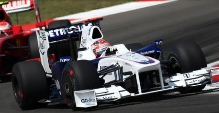 BMW Sauber: la sorpresa del GP de Turquía