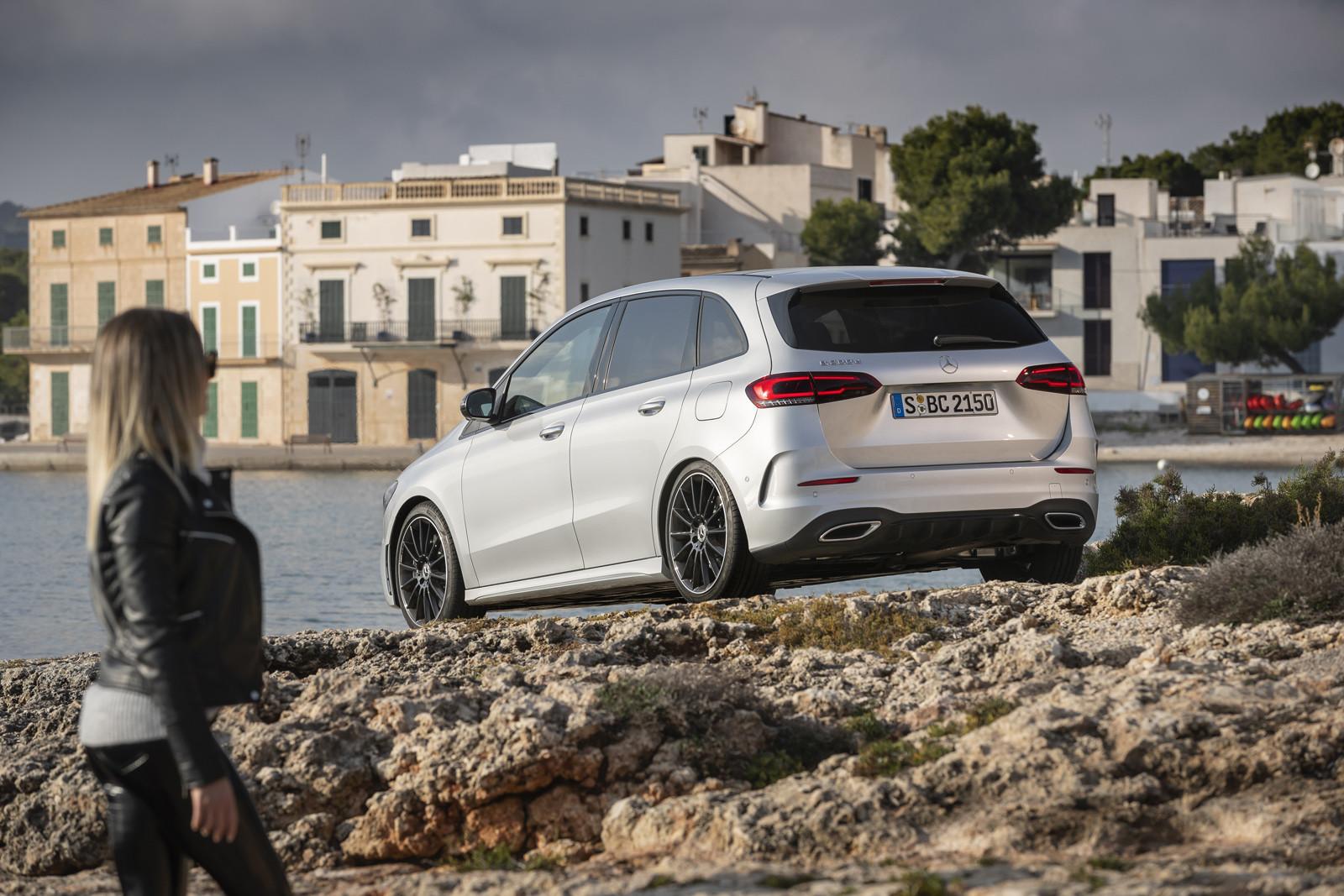 Foto de Mercedes-Benz Clase B 2019 (34/157)