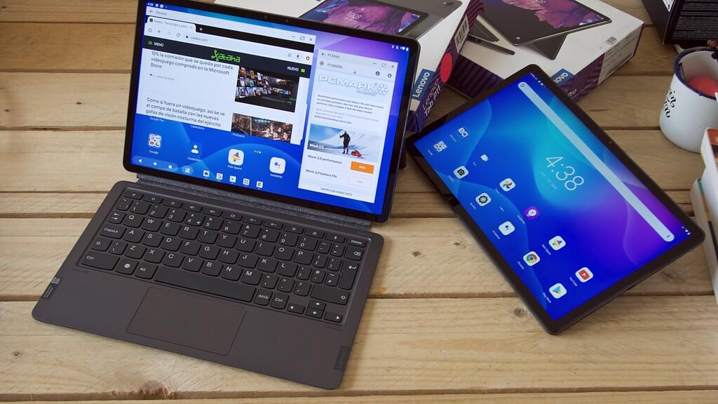 Lenovo Tab P11, y P11 Pro, análisis: un hardware espectacular en lucha constante con Android