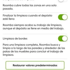 Foto 3 de 11 de la galería irobot-home-app en Xataka Smart Home