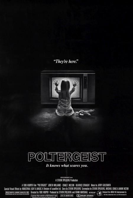 El cartel de la película original