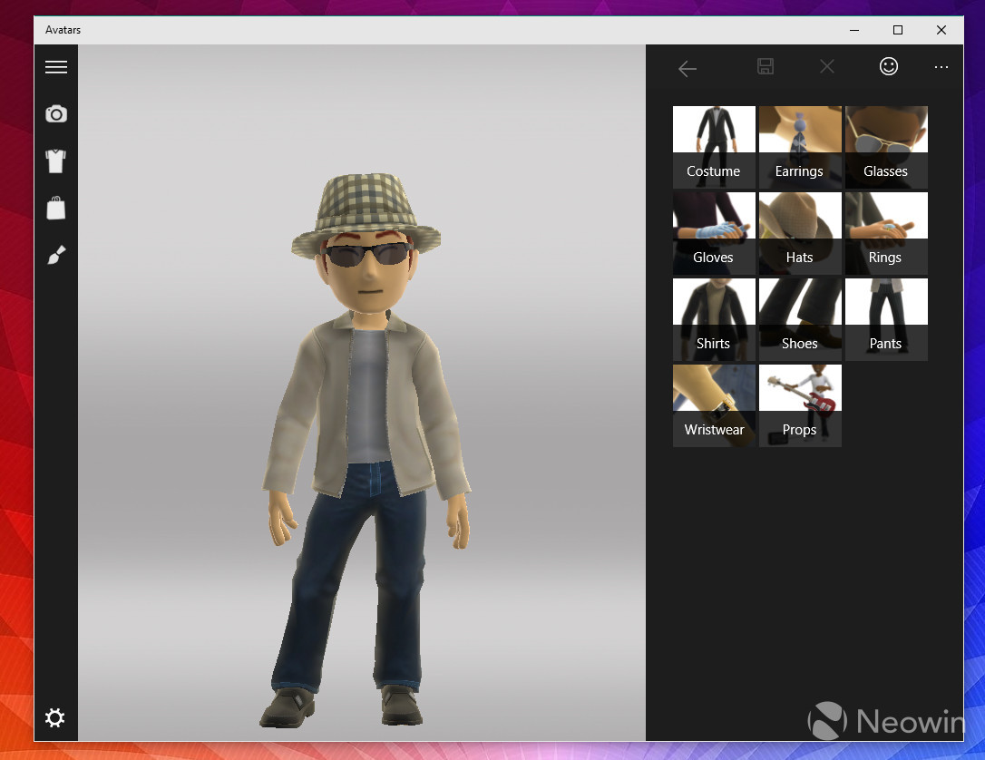 Foto de Avatares Xbox en Windows 10 (3/9)