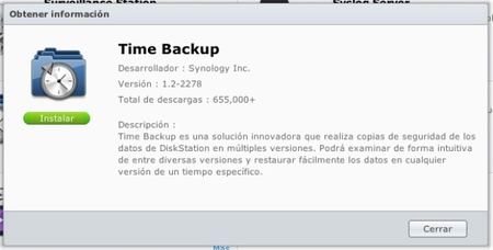 Time Backup
