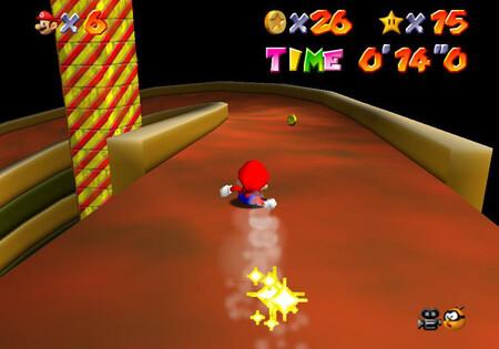 Super Mario 64 Estrella Secreta 01