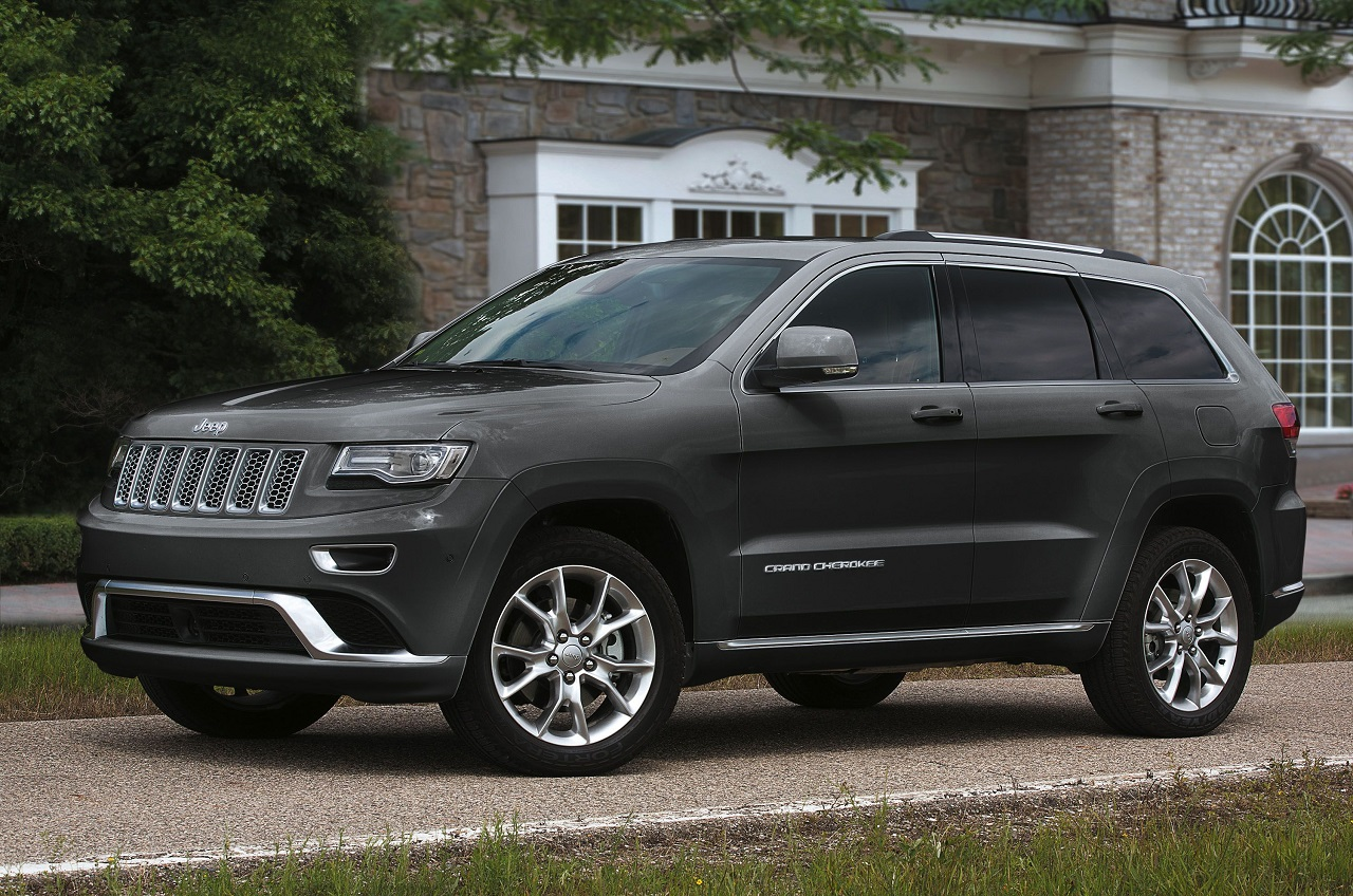 "2017 Jeep Cherokee Lifted >> Jeep Grand Cherokee Summit Platinum, porque a veces ""más ..."