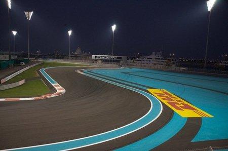 GP de Abu Dhabi F1 2011: análisis del circuito