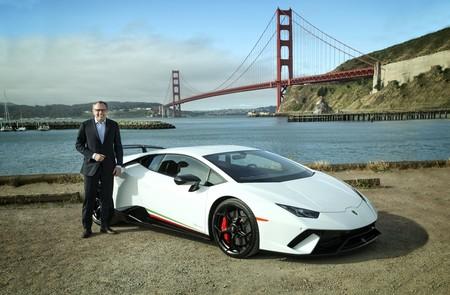 Domenicali Lamborghini