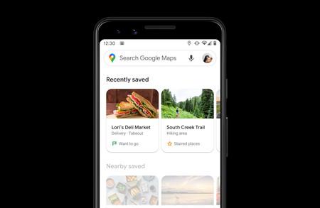 Google Maps renueva la sección 'Guardado': ahora es más fácil encontrar tus lugares favoritos