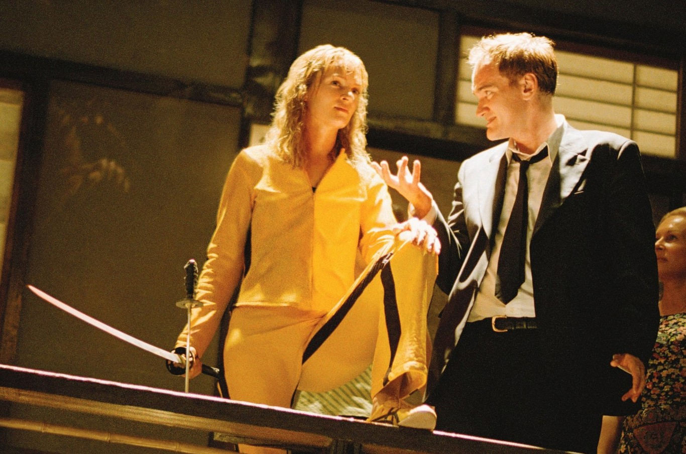 Uma Thurman no guarda rencor a Tarantino por el accidente de 'Kill ...