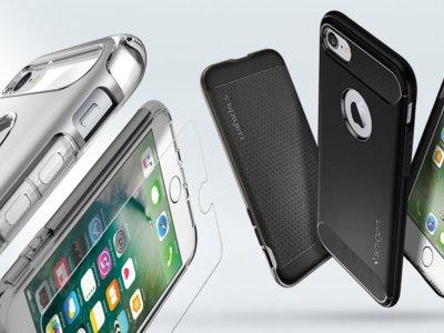 Spigen ni espera a la presentación del iPhone 7, ya ha puesto a la venta las fundas del próximo dispositivo de Apple