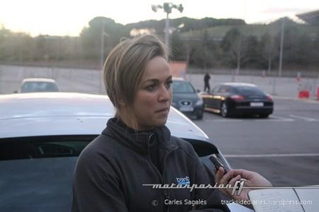 Entrevista a Carmen Jordá, piloto española en la GP3