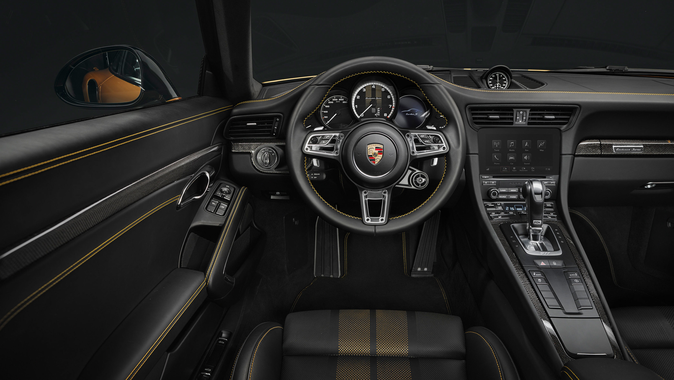 Foto de Porsche 911 Turbo S Exclusive Series (12/12)