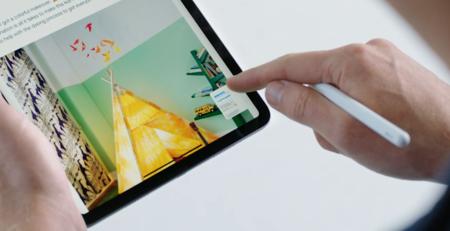Desde la esquina inferior izquierda de iPadOS 15 podemos abrir notas rápidas