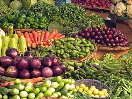 Verduras y hortalizas en la alimentación infantil