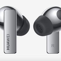Huawei FreeBuds Pro: cancelación de ruido dinámica de hasta 40 dB y doble antena para apuntar a lo más alto en auriculares