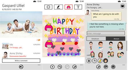Samsung libera su aplicación ChatON para todos los Windows Phone