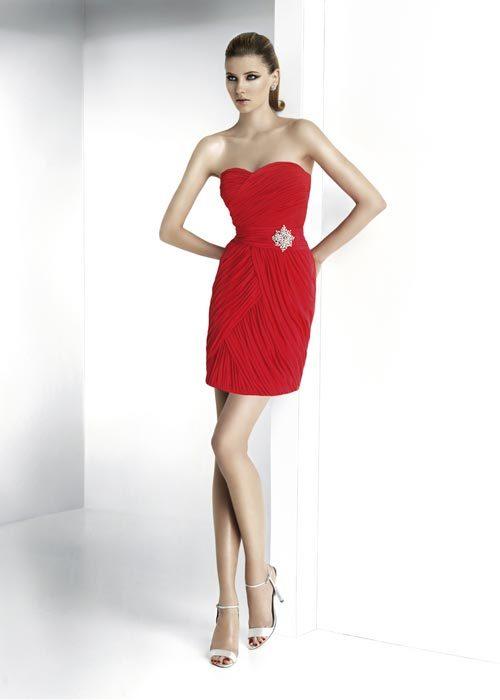 Foto de Moda de fiesta Navidad 2011, 20 vestidos de fiesta de color (8/18)