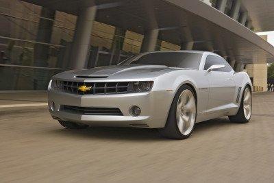 El Chevrolet Camaro empezará los tests despues de Navidad